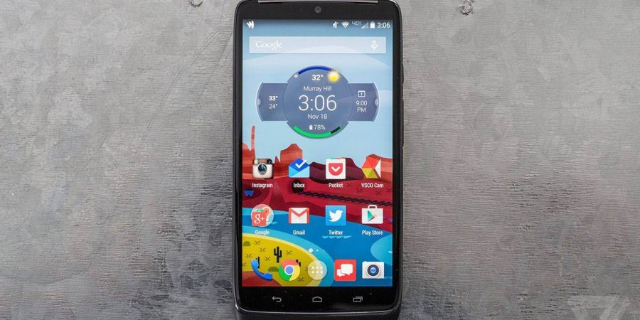 Motorola Droid Turbo review : better than the Moto X, but only a little