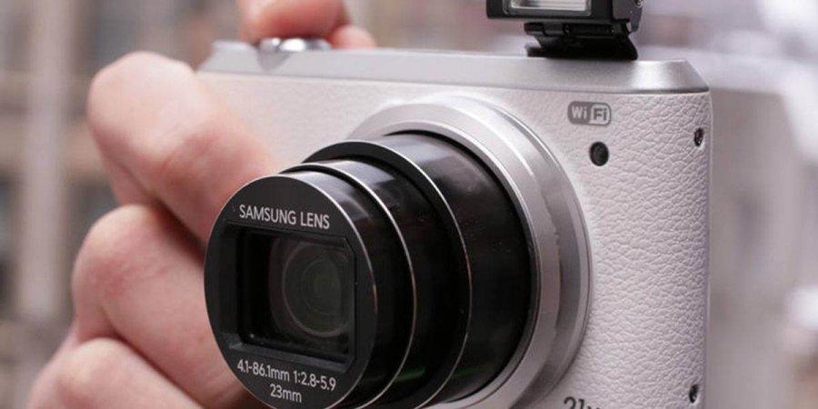 Samsung Smart Camera WB350F review : 16.3MP Smart Camera