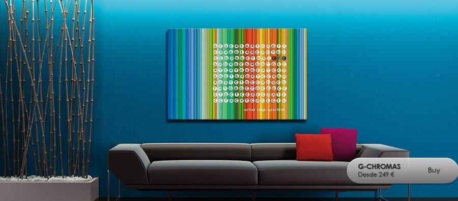 你體內的大藝術家 創作獨一無二的DNA藝品