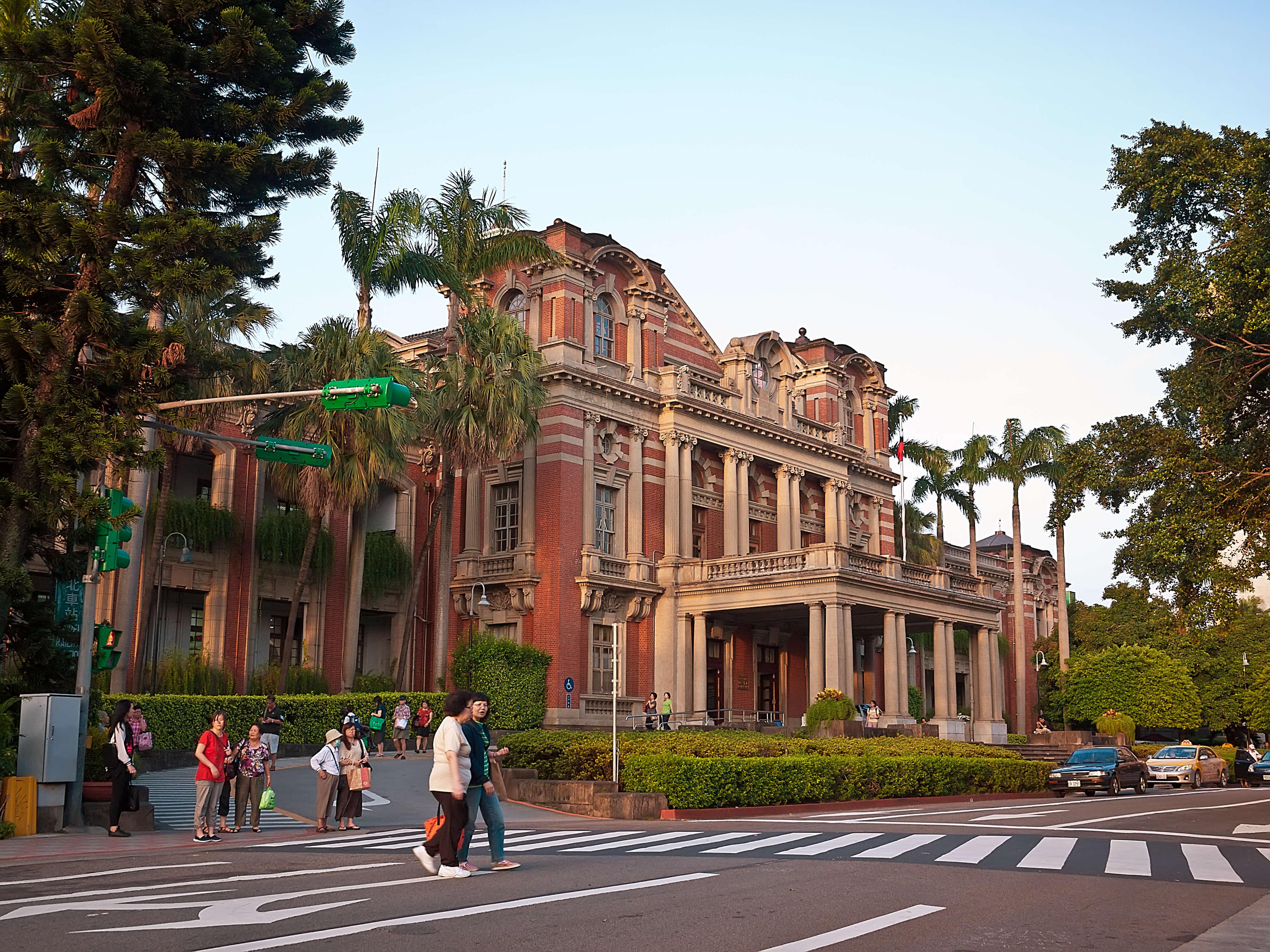 台大醫院舊館