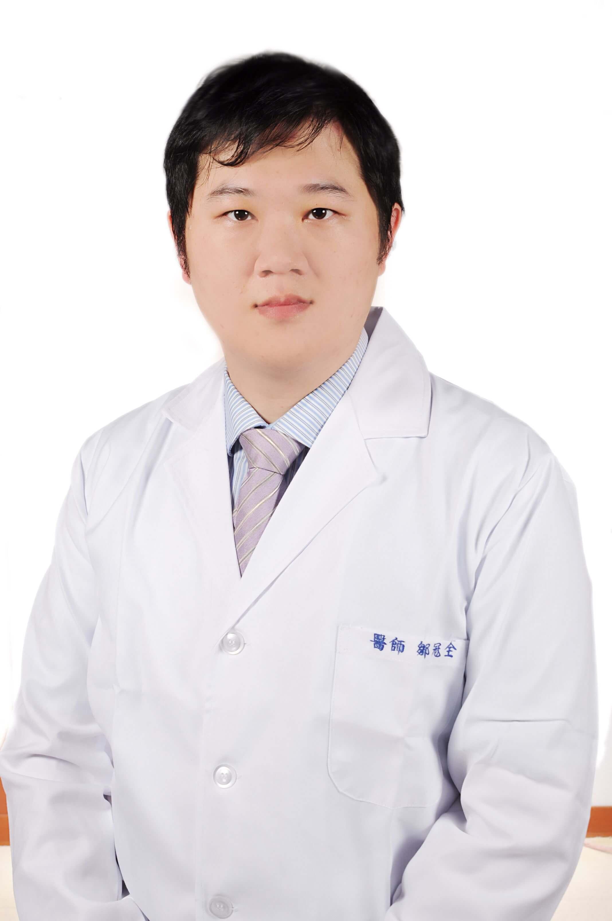 36-台北市立聯合醫院忠孝院區胸腔外科主任鄒冠全