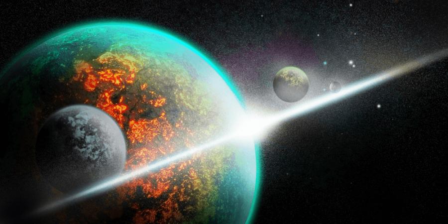 如果生命的起源來自宇宙