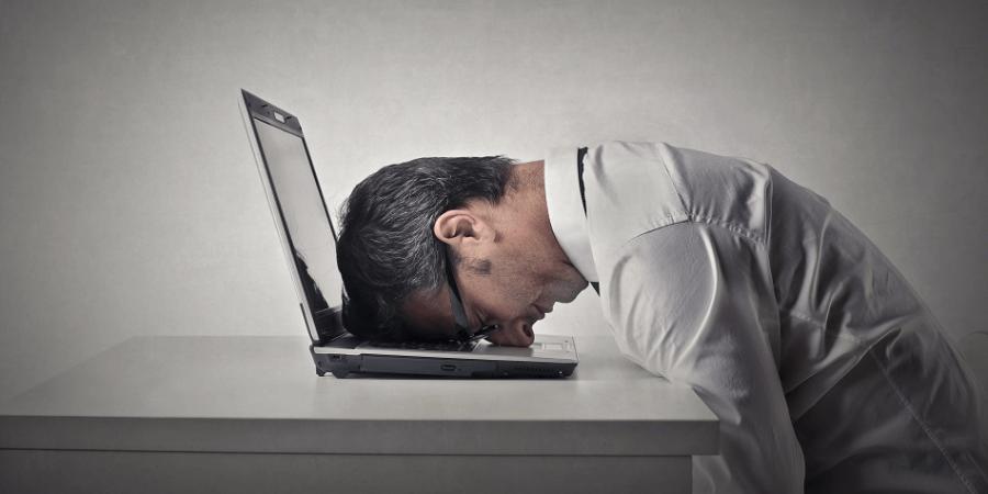 工作壓力大狂腹瀉 原是腸躁症惹禍