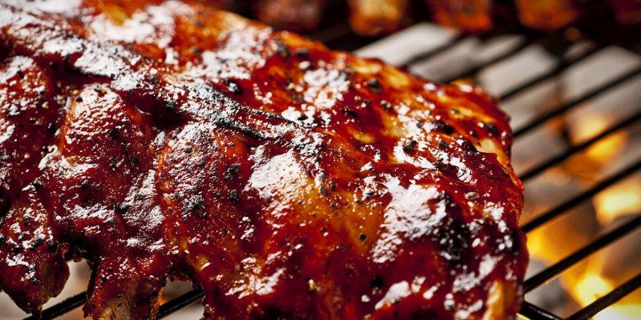 糖尿病友中秋烤肉 醬料不要加太多