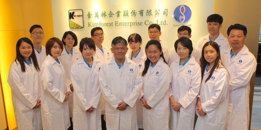 金萬林創新整合生醫大數據 8月登錄興櫃
