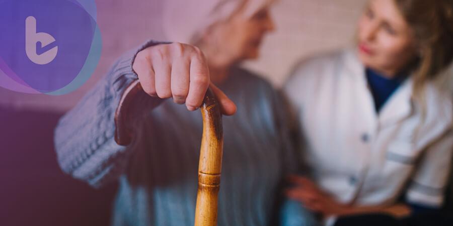 老太太背痛以為骨鬆 原來是乳癌骨轉移
