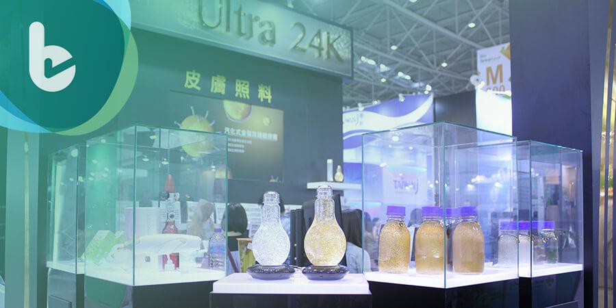【台灣生物科技展】GoldMed新一代 手持無針式液體藥物給藥系統