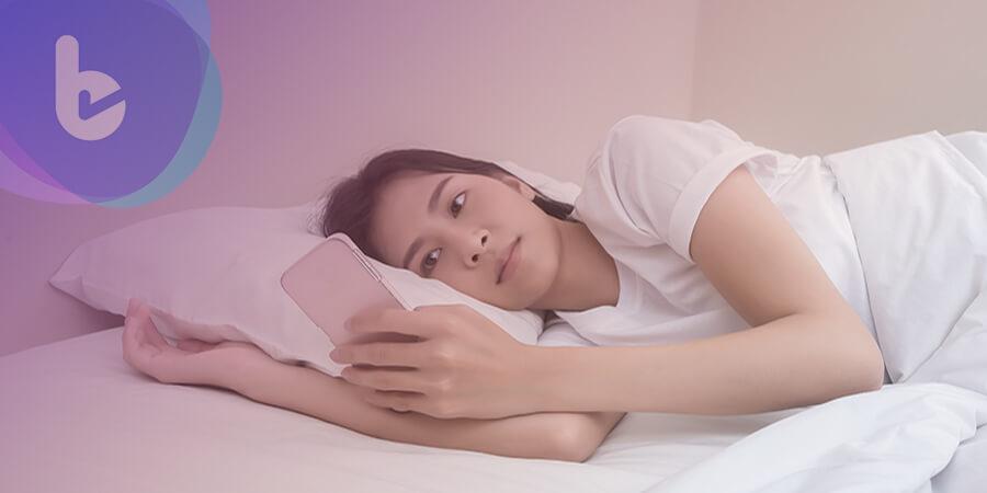 睡前滑手機難入眠?台大發現是藍光「此機轉」導致