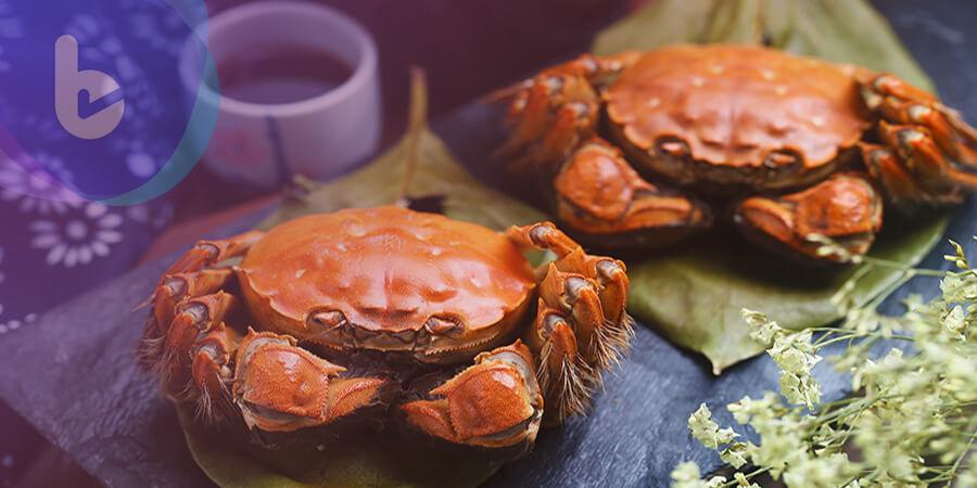 吃到含戴奧辛的大閘蟹怎麼辦?靠這三招來對抗!