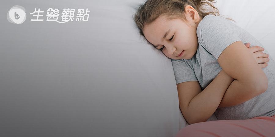 孩子腹痛嘔吐別輕忽 恐是糖尿病併發症