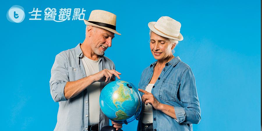晚期腸癌仍樂活旅遊 口服標靶便於治療
