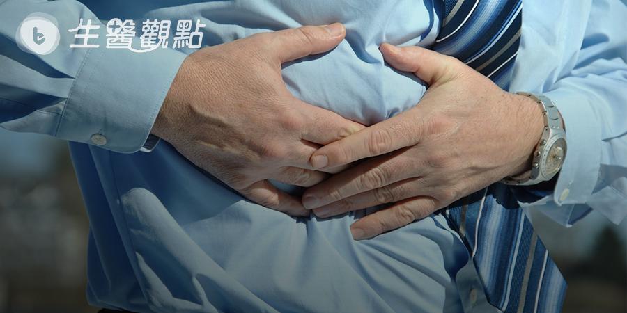 腹痛就醫竟是肝腫瘤 危險族群要定期篩檢