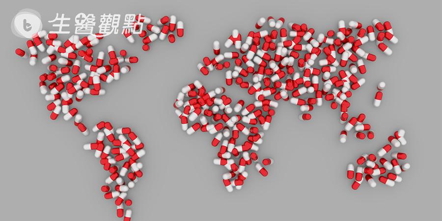 台廠藥外銷逾百億 食藥署長:進步數倍都不為過